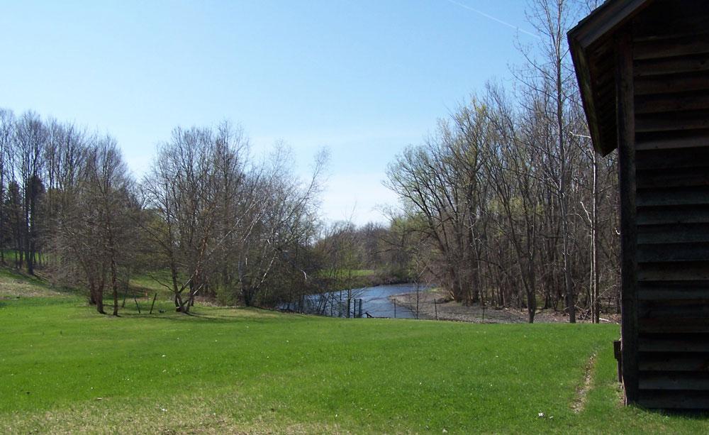 Sardo Land Surveying - property with river