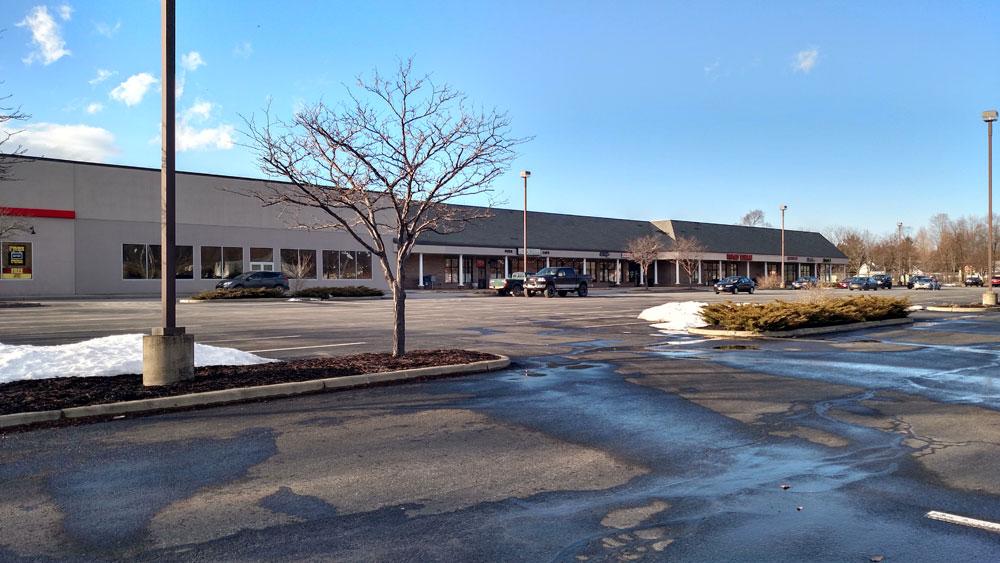 Sardo Land Surveying - Chatham NY shopping center